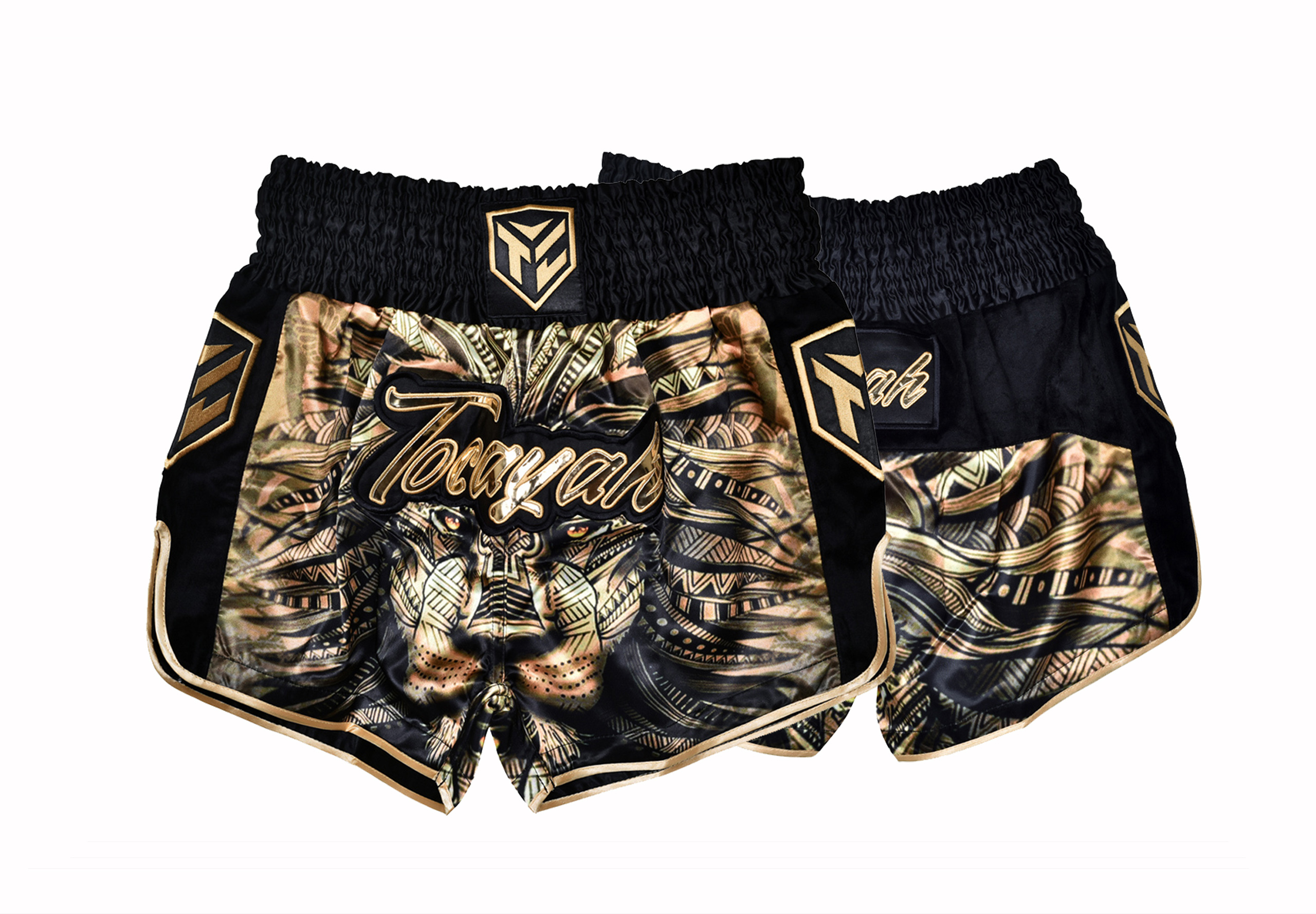 tocayah new size short gold